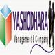 Yashodhara management Job Openings