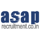 ASAP Recruitment Consultancy Job Openings
