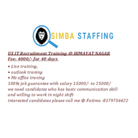 Simba Staffing Consultancy Job Openings